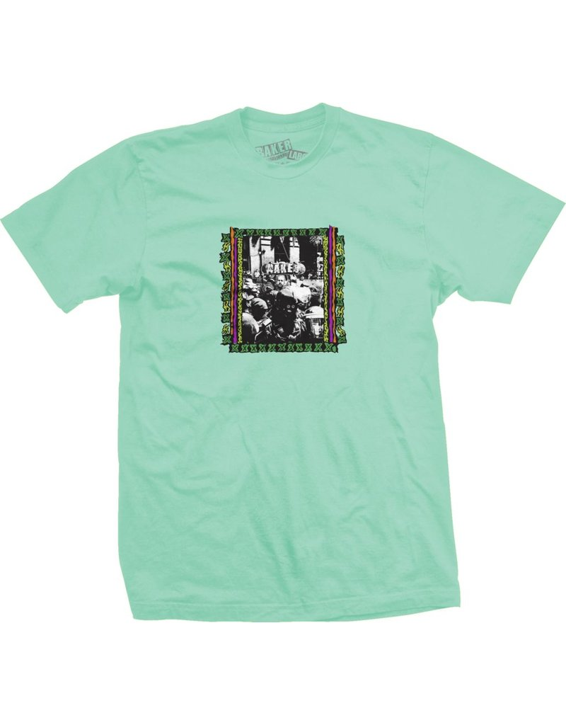 Baker Baker Riot Shirt - Celadon (Medium)