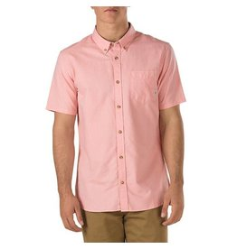 Vans Vans Houser S/S Button Up - Pink  (Medium)