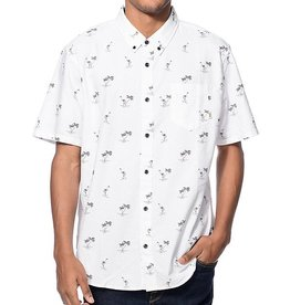 Vans Vans Houser S/S Button up - White (Flocking Dead)