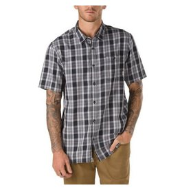Vans Vans Sherborn S/S Button Up - Black