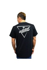 Adidas Adidas Triangle T-shirt - Black (Medium)