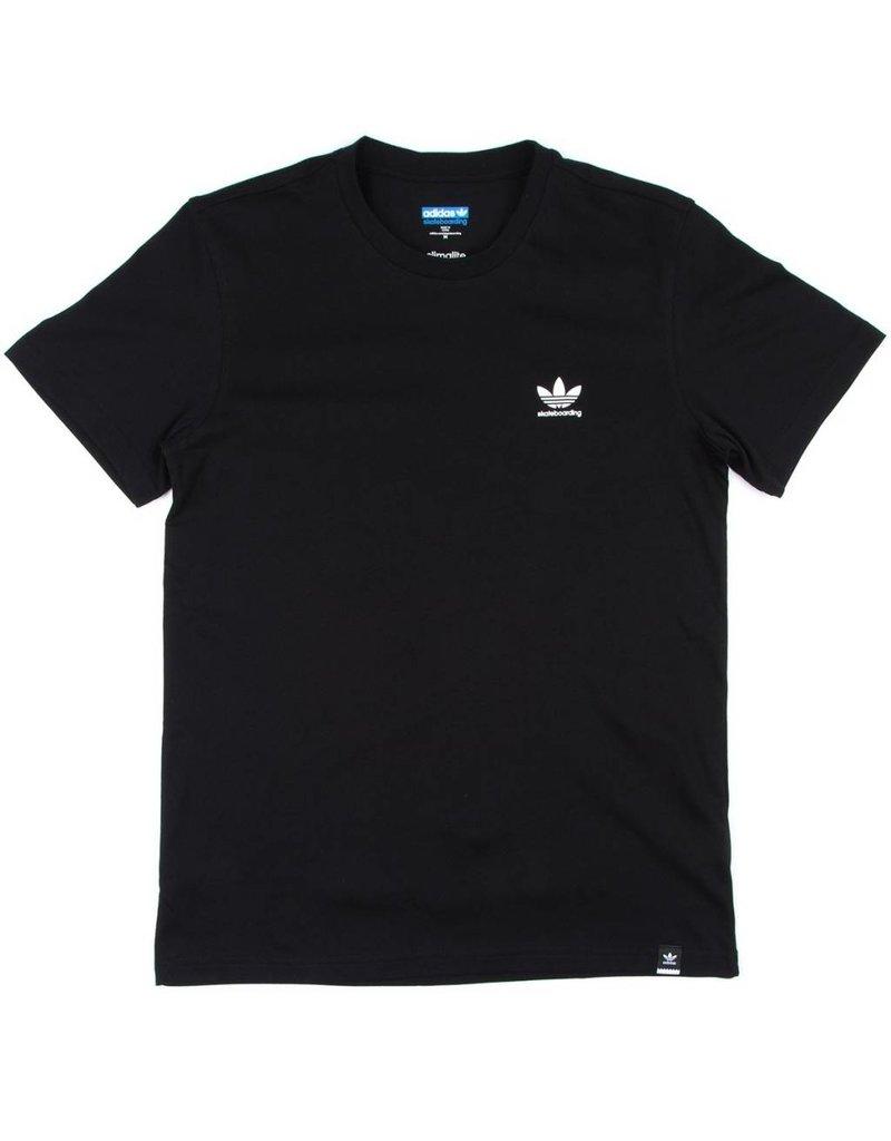 Adidas Adidas Adv 2.0 T-shirt - Black