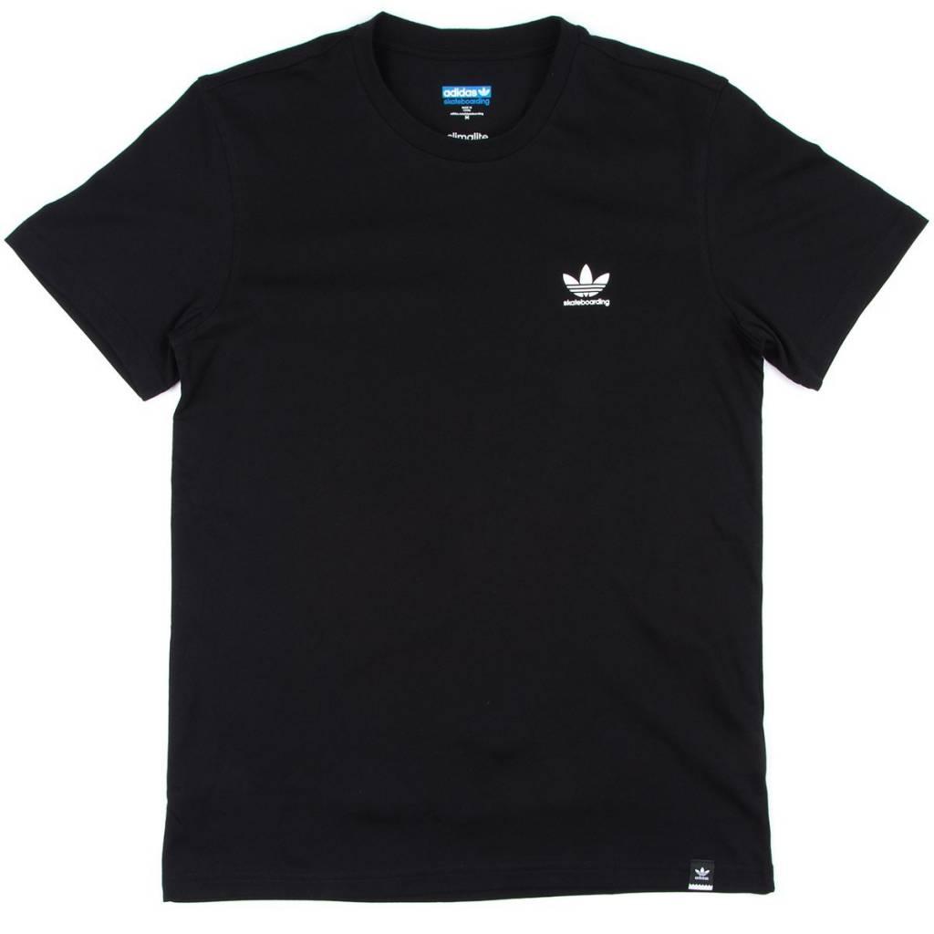 Adidas Adidas Adv 2.0 T-shirt - Black (size Large)