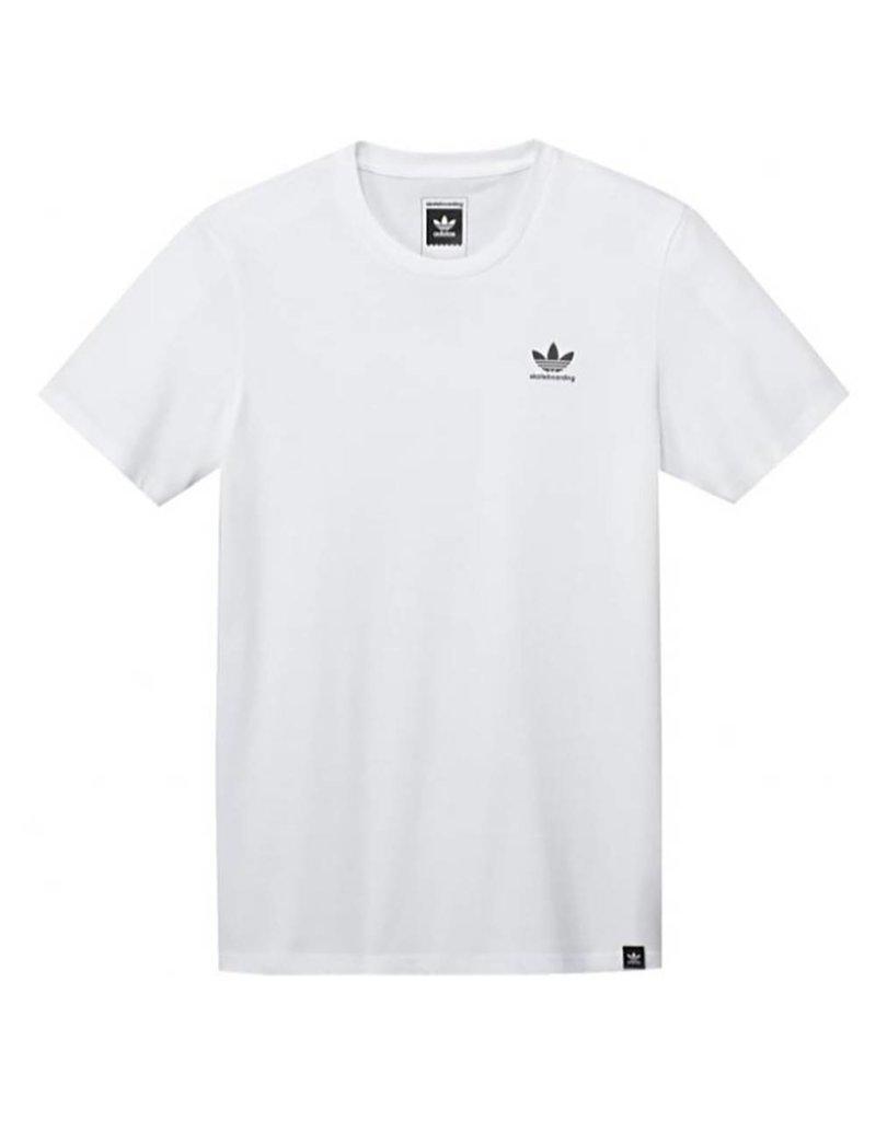 Adidas Adidas Clima 2.0 T-shirt - White (Small)