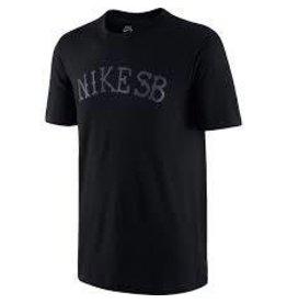 Nike SB Nike sb Letterman T-shirt - Black (Small)
