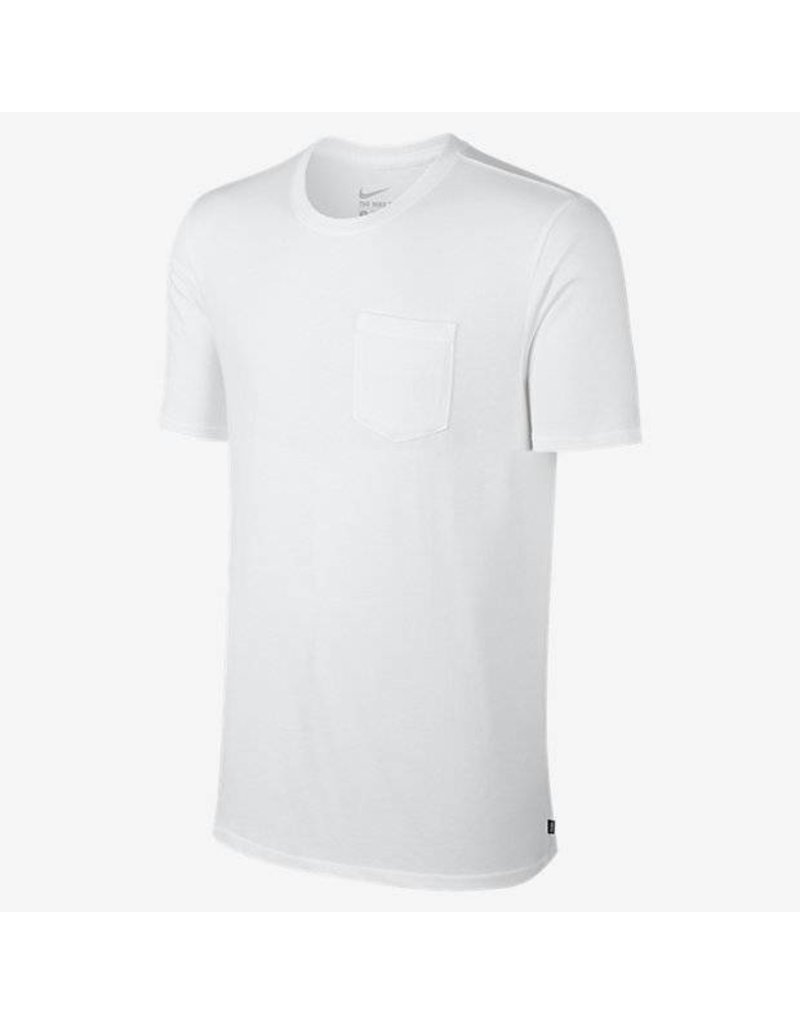 Nike SB Nike sb Dri-Fit Solid Pocket T-shirt - White