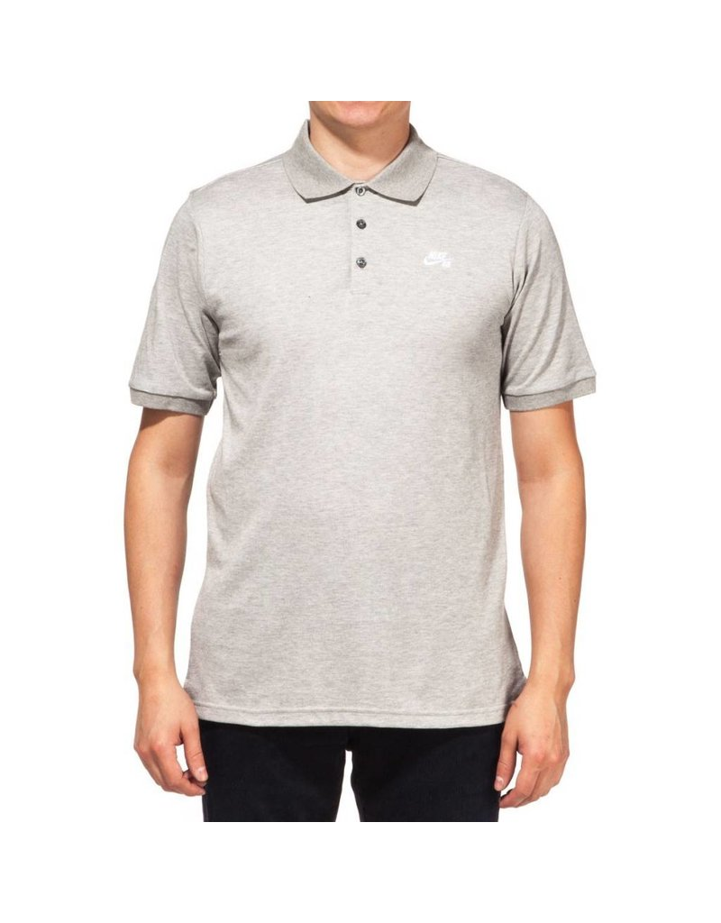Nike SB Nike sb Dri-Fit Pique Polo - Grey