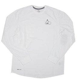 Nike SB Nike sb Dri-Fit GM Longsleeve T-shirt - White (size Large)