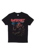 Huf Worldwide Huf Ratchet T-shirt - Black (X-Large)