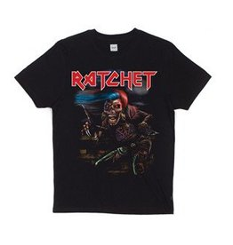 Huf Worldwide Huf Ratchet T-shirt - Black (X-Large)