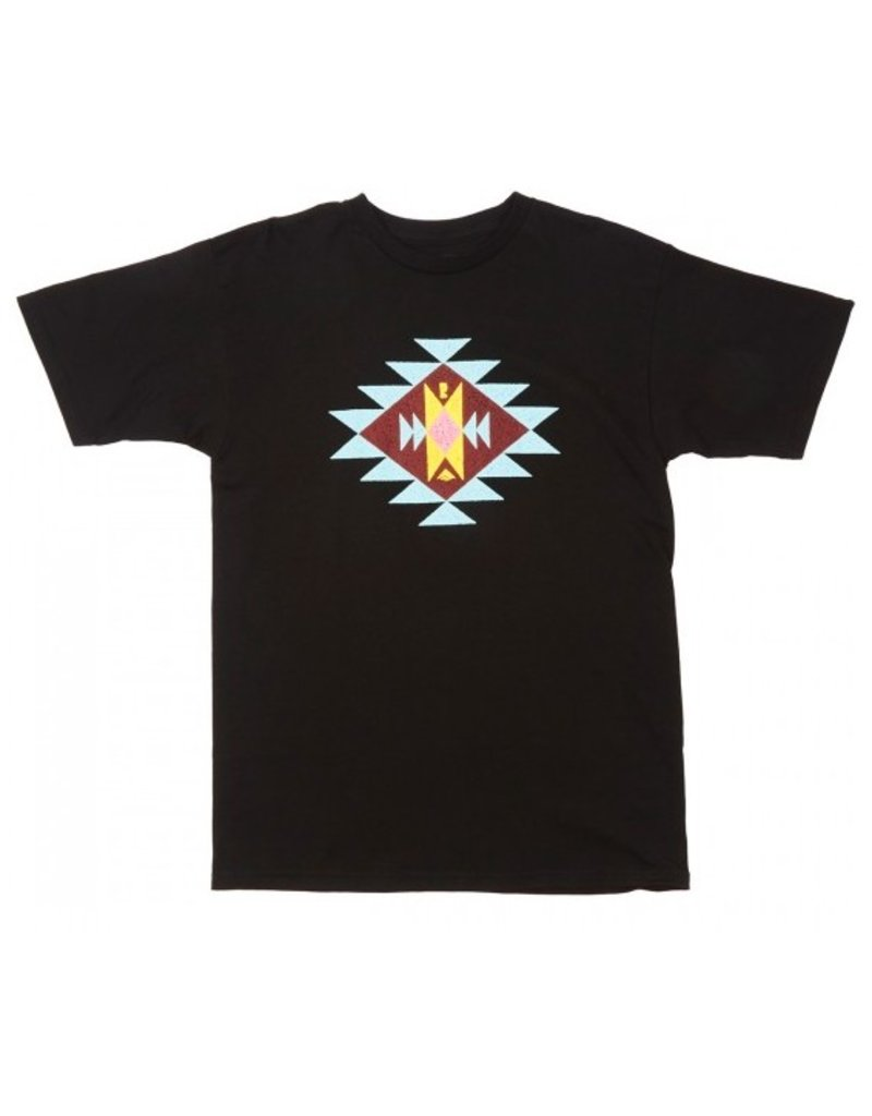 Emerica Emerica x Psockadelic T-shirt - Black (Small or Large)
