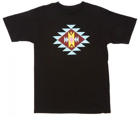 Emerica Emerica x Psockadelic T-shirt - Black (Small or Large)