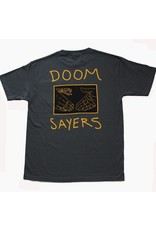 Doom Sayers Doom Sayers Snake Shake Pocket T-shirt - Charcoal (Small)