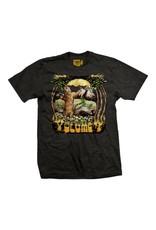 Vol 4 Vol 4 Smokey Mountain Bear T-shirt - Black