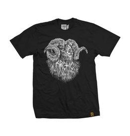 Vol 4 Vol 4 Arctic T-shirt - Black (size Medium)