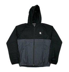 Adidas Adidas BB Wind Jacket - Black/Carbon