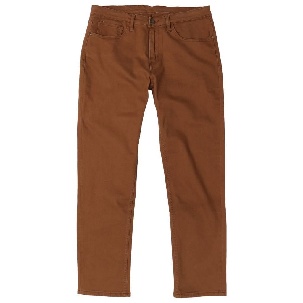 Vol 4 Vol 4 Hobo Denim pants - Brown