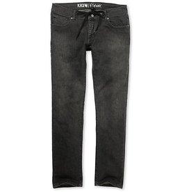 """Krew Krew K Skinny """"Muska"""" Jeans - OG Black 30"""