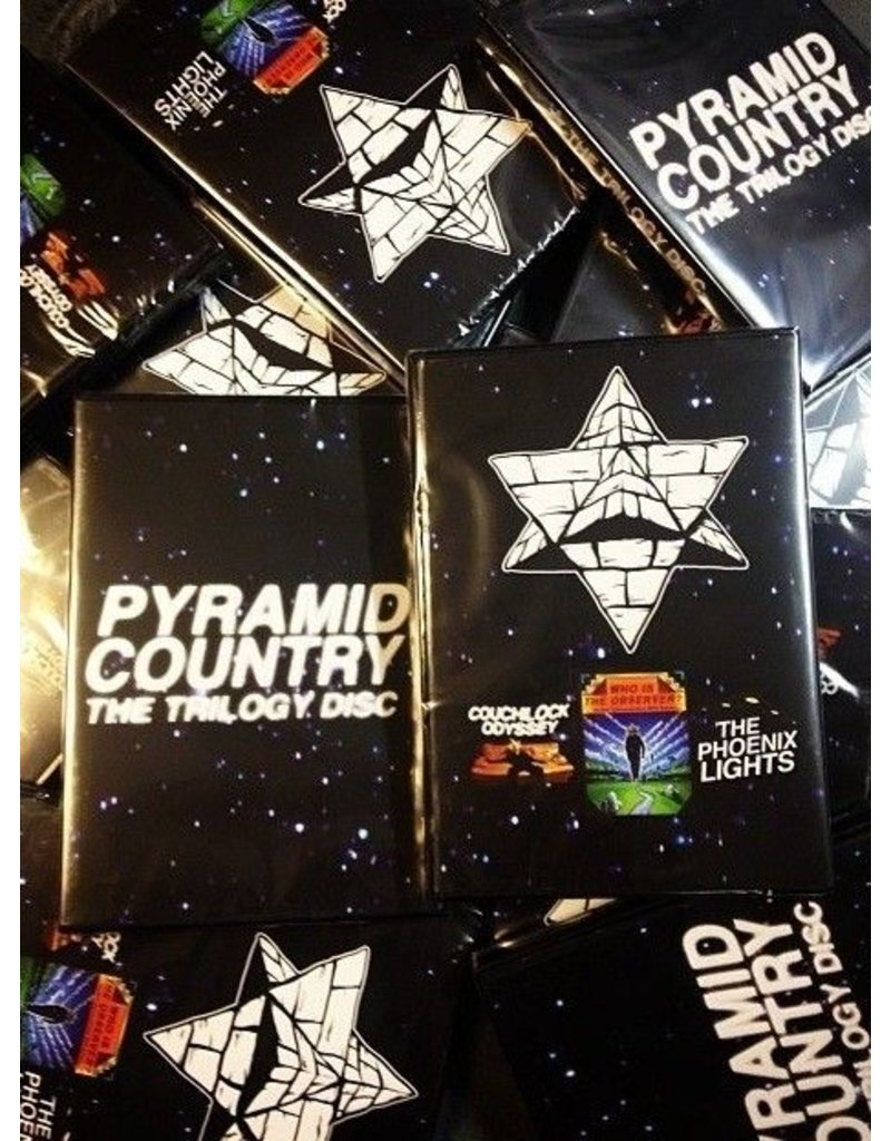 Pyramid Country Pyramid Country The Trilogy Disc - DVD