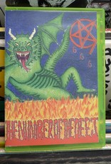 Destruction Squirrel 666: The Number of the Deej - DVD (by Marisa Dal Santo & Thomas Hawver)