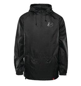 éS éS Packable Anorak Jacket - Black (size Large)