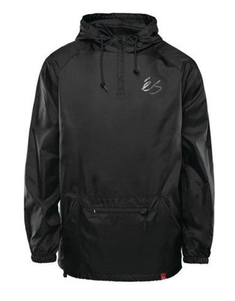 éS éS Packable Anorak Jacket - Black