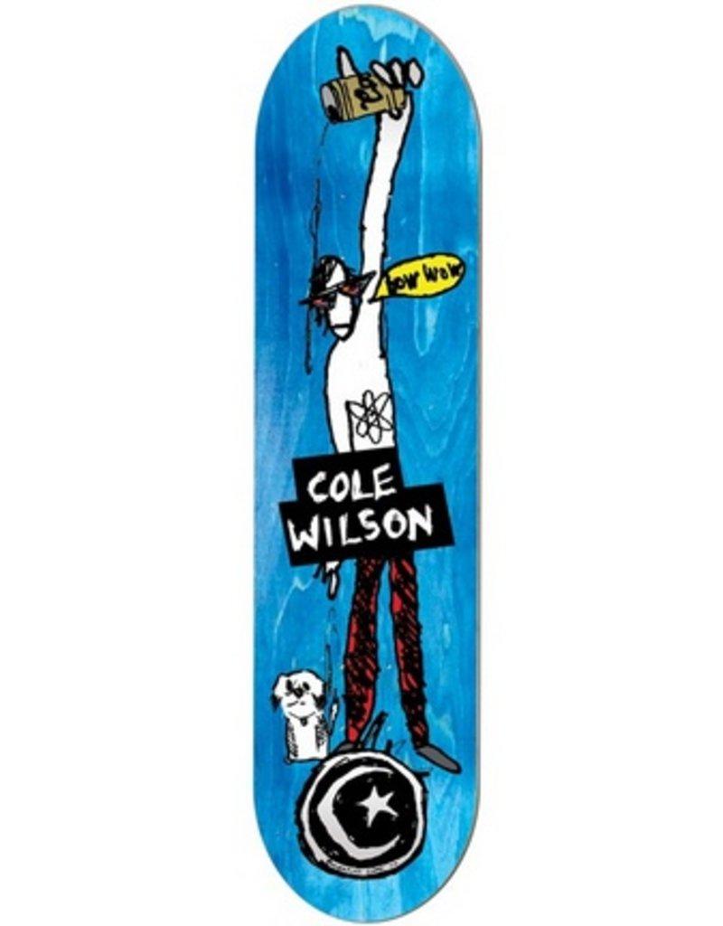 Foundation Foundation Wilson Tall Boy Deck - 8.25
