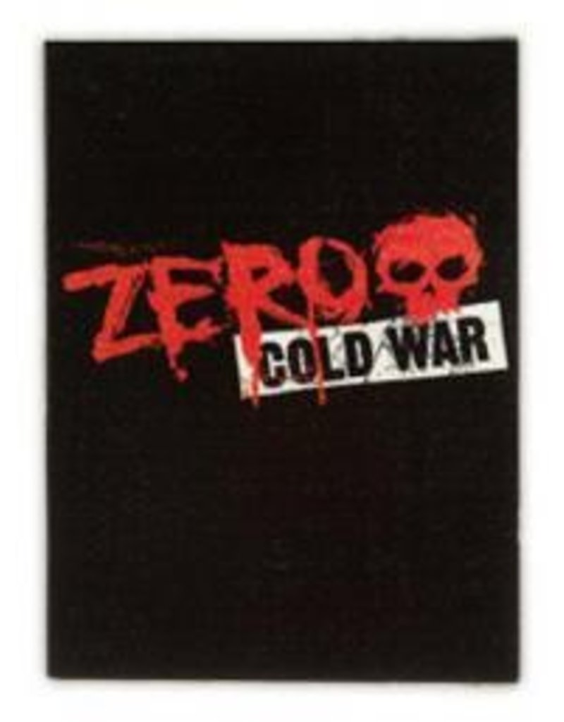 Zero Cold War - DVD