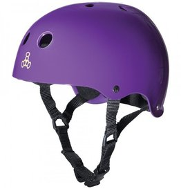 Triple 8 Triple 8 Brainsaver Helmet - Purple Gloss