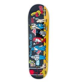 Polar Polar Skate Club Deck - P4 shape 8.75