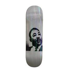 Fucking Awesome Fucking Awesome MLK iridescent Deck - 8.5