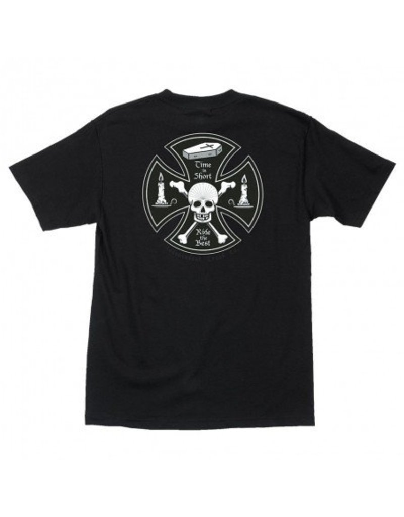 Independent Independent Time is Short T-shirt - Black