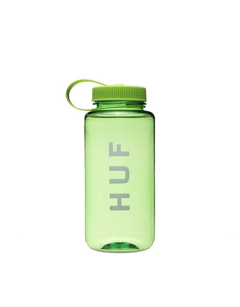 Huf Worldwide Huf Original Logo Water Bottle - Green