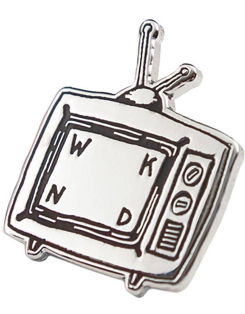 WKND brand WKND TV Logo Pin