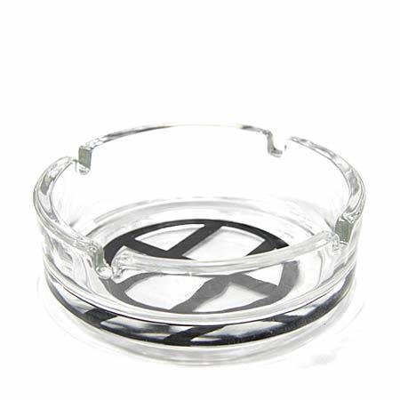 Huf Worldwide Huf Circle H Ashtray