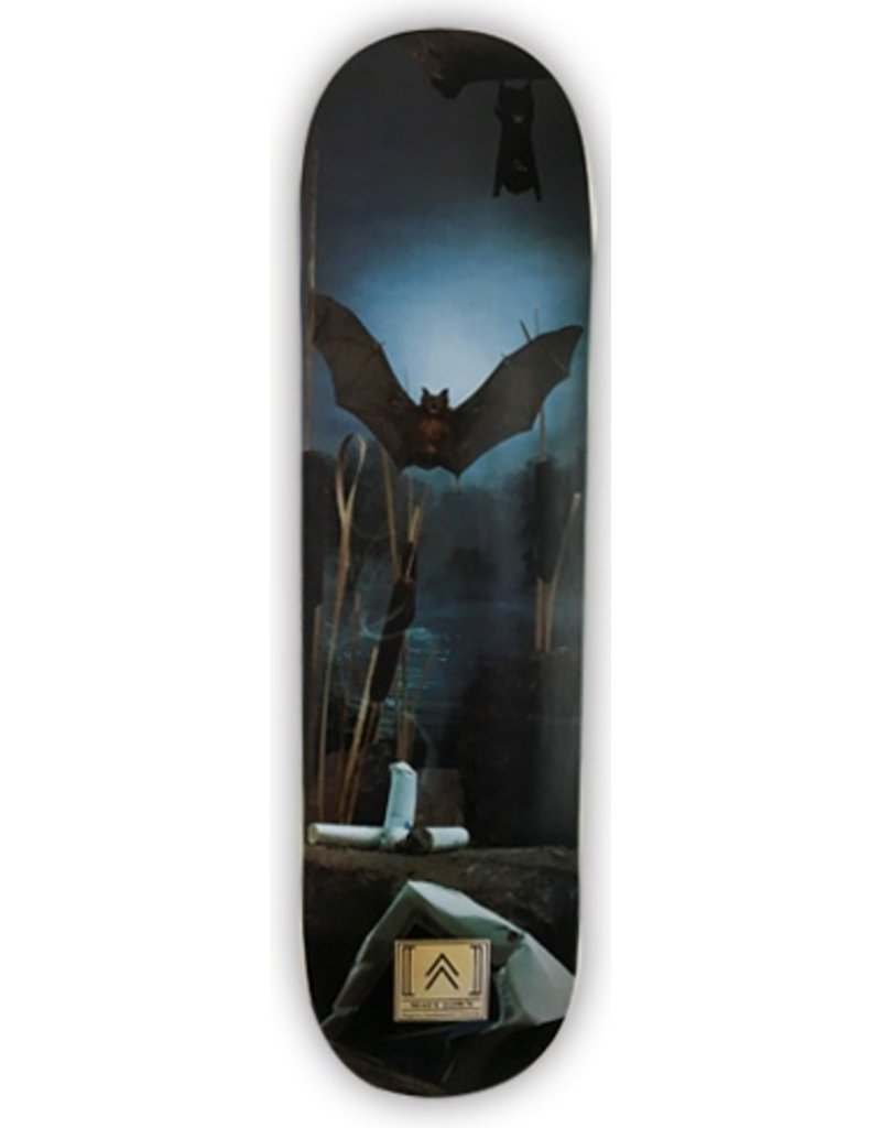 Northen Co. Northern Co. Matt Towm Bat Spirit Animal Deck - 8.25