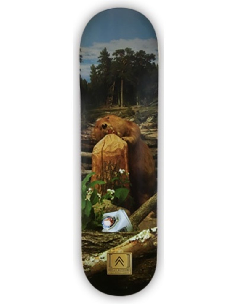 Northen Co. Northern Co. Botelho Beaver Spirit Animal Deck - 8.38