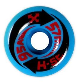 H-Street H-Street Arrows 57mm 95a Blue Wheels (Set of 4)