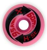 H-Street H-Street Arrows 60mm 95a Pink Wheels (Set of 4)