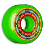 Bones Wheels Bones SPF NGOHO Pride Green 58mm Wheels (Set of 4)