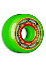 Bones Wheels Bones SPF NGOHO Pride Green 58mm Wheels (Set of 4)