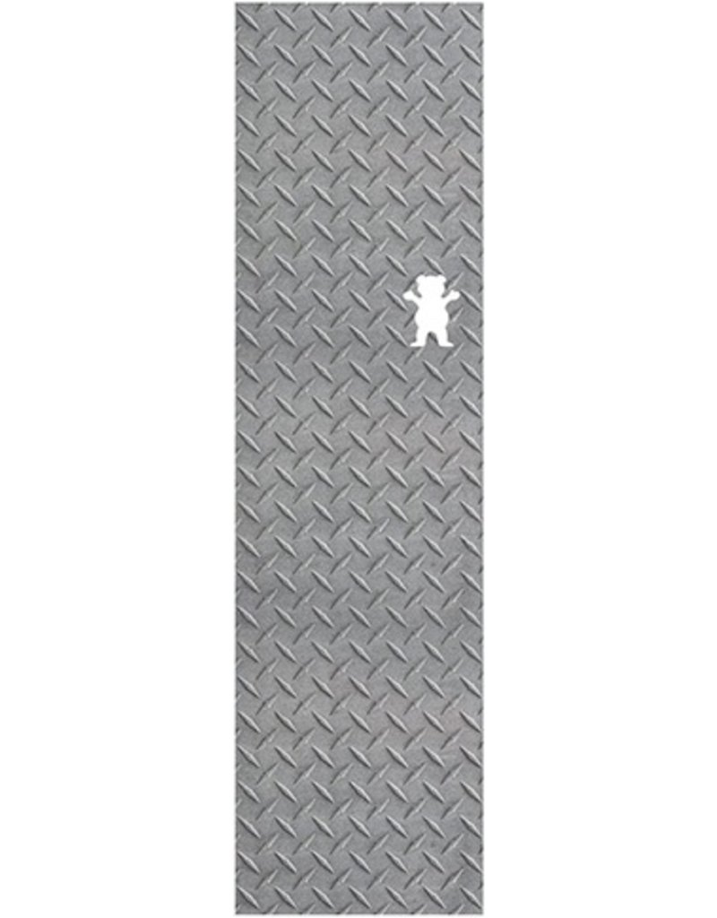"""Grizzly Grizzly Gleaming the Griptape Perforated 9"""" grip Sheet"""