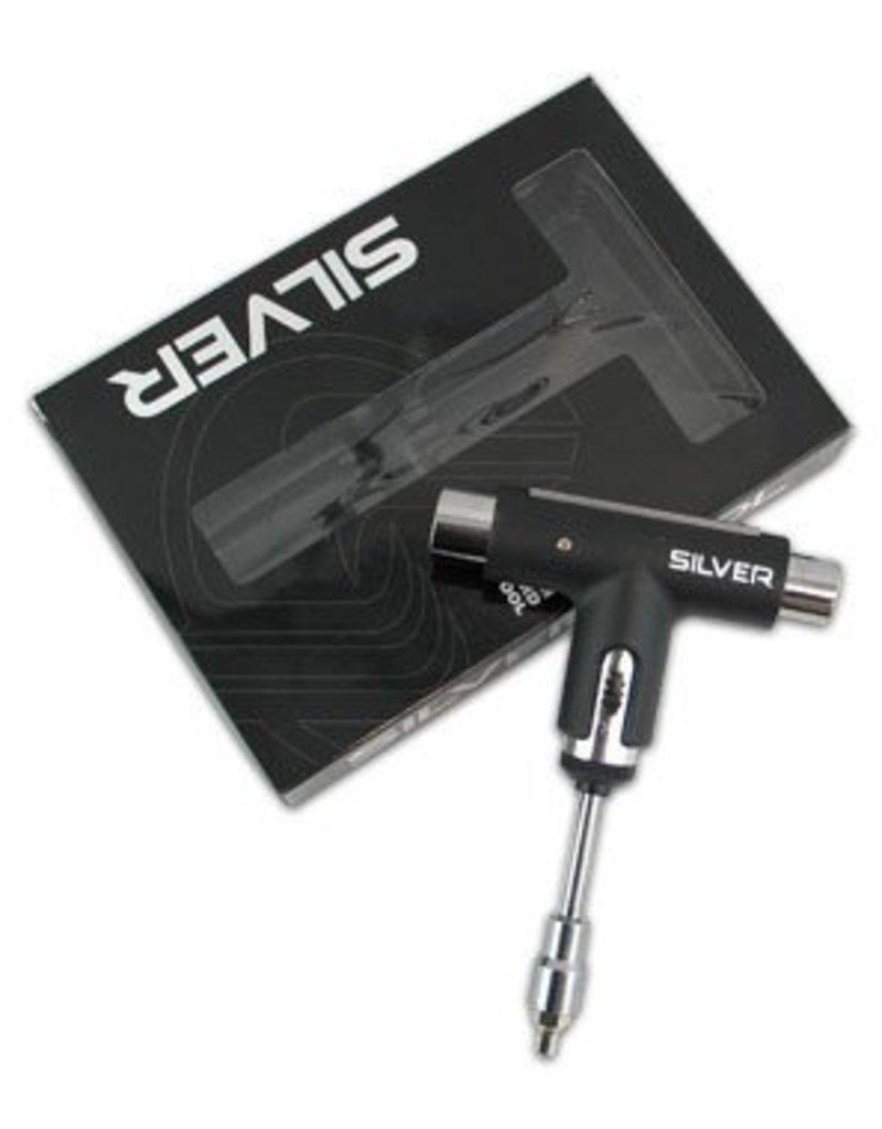 Silver Silver Premium Skateboard Tool (Ratchet) - Black