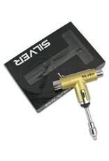 Silver Silver Premium Skateboard Tool (Ratchet) - Metallic Gold