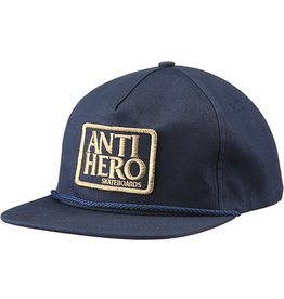 Anti-Hero Anti-Hero Reserve Patch Trucker Hat - Navy