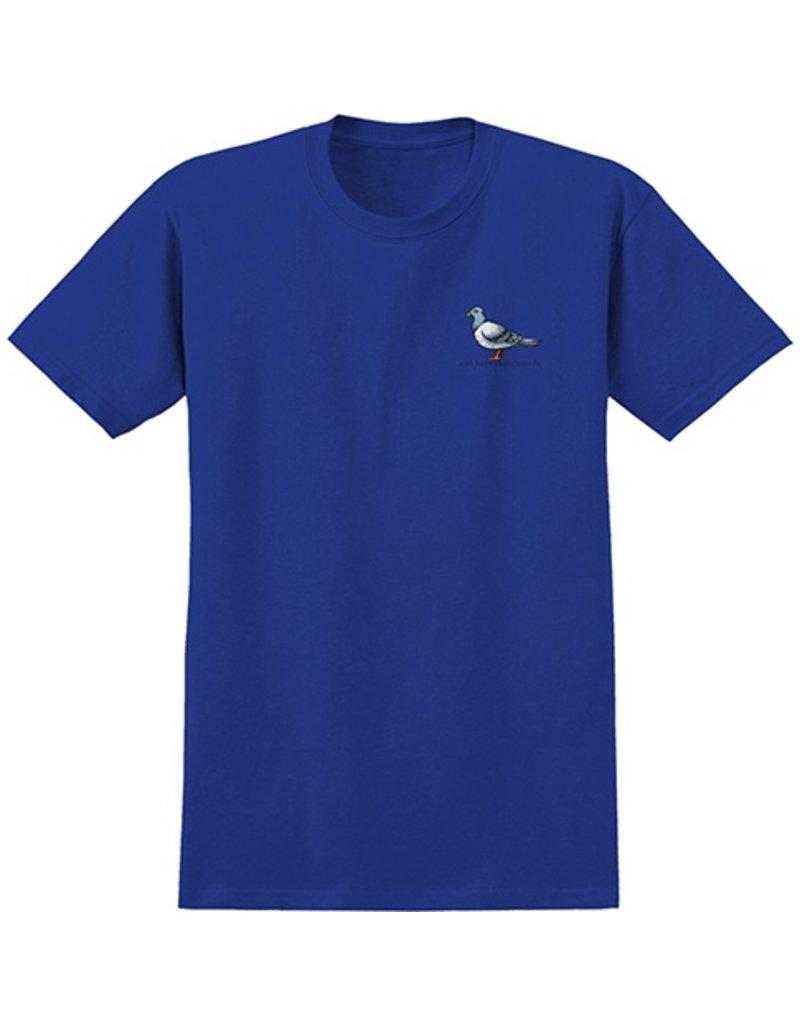 Anti-Hero Anti-Hero Lil Pigeon T-shirt - Royal Blue