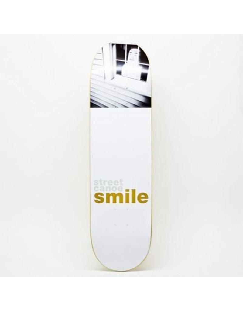 Quasi Street Canoe Smile Deck - 8.375