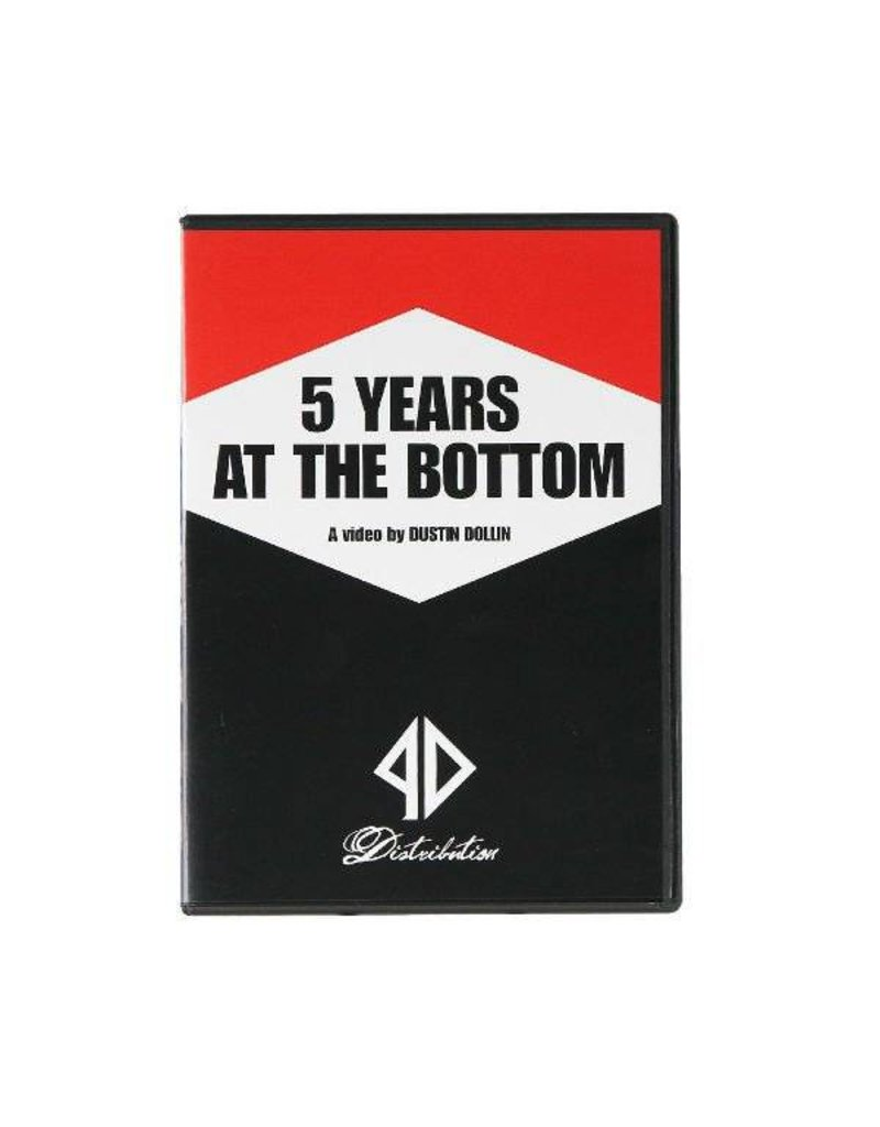 Baker 5 Years at the Bottom - DVD