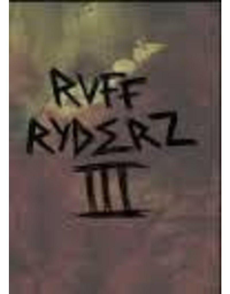 Ruff Ryderz III - (Kyle Eby) DVD