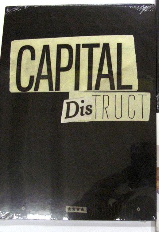 Seasons Skateshop - Capital DisTruct  DVD